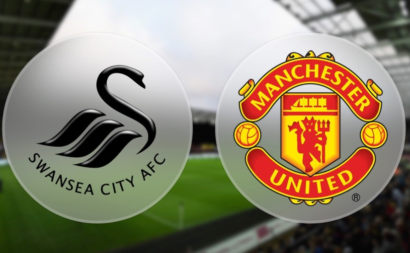 Review- Swansea City v Manchester United
