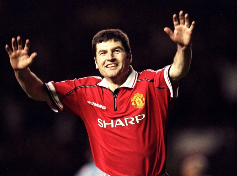 Legend Fact File: Denis Irwin